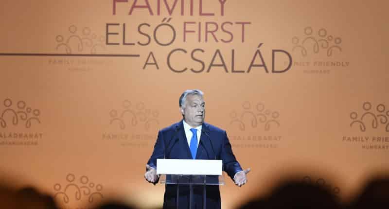 orbán family first