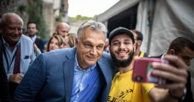 orbán in rome