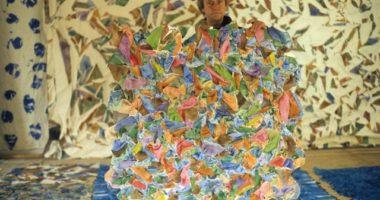Simon Hantai, artist, Hungary