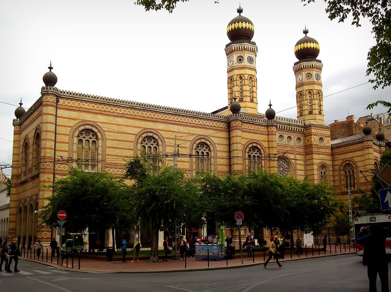 synagogue, Hungary, Budapest