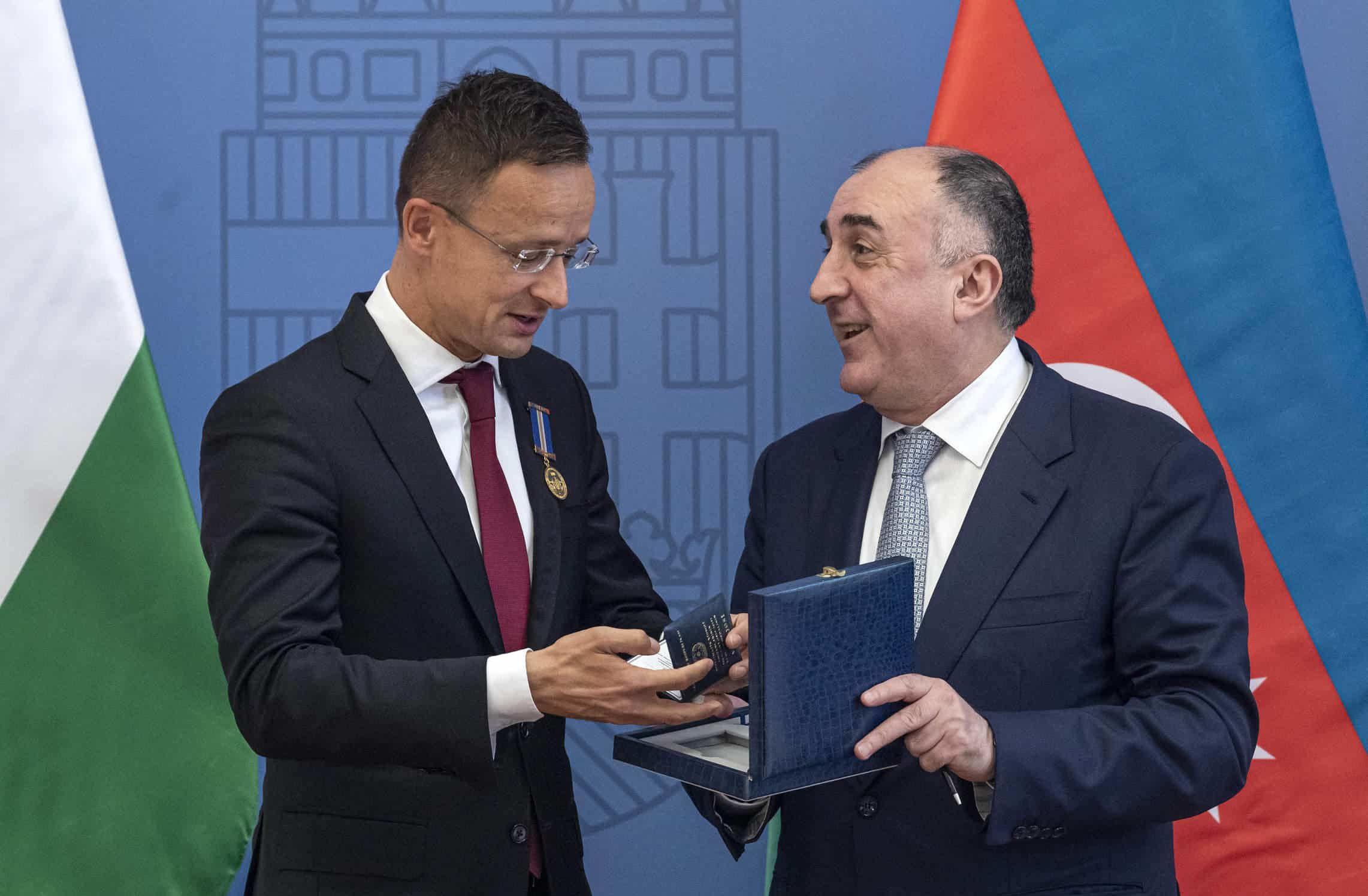 hungary azerbaijan