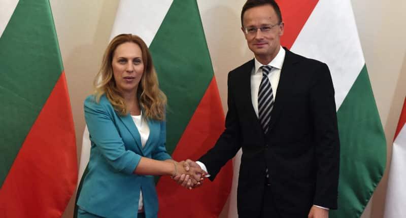 hungary bulgaria