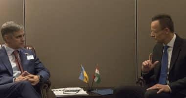 hungary ukraine diplomacy