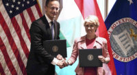US extends visa-free entry for Hungarians