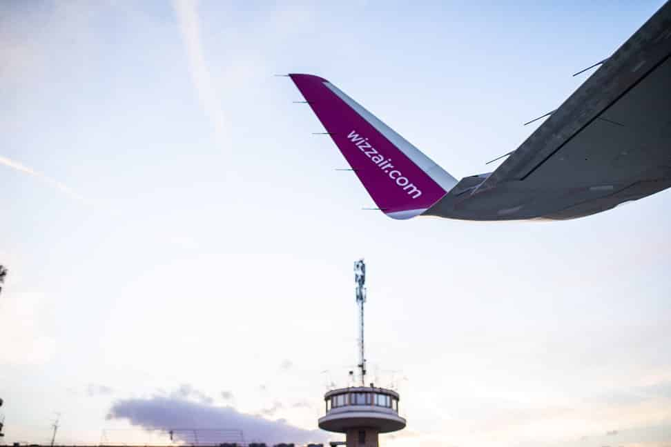 New state-of-the-art aircraft and 3 new Wizz Air routes land in Budapest