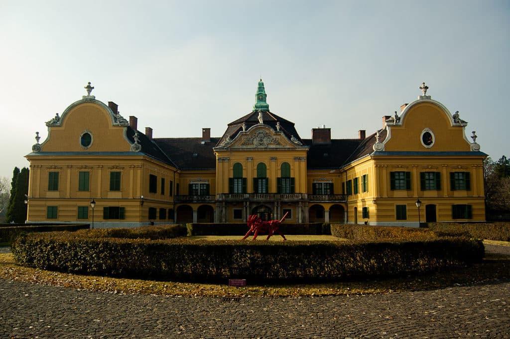 Rudnyánszky Castle Budapest