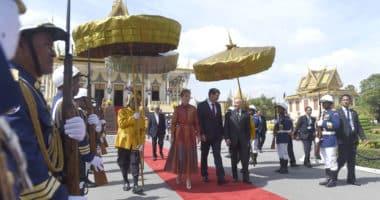 Cambodia Hungary