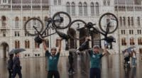 Cycle tour love map