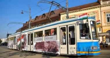 Debrecen_hungary_1956-tram
