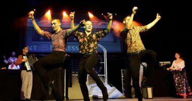 Fricska folk dance band