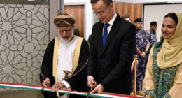 Oman Hungary diplomatic mission