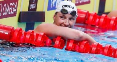 Katinka Hosszú, Fina World Cup, Budapest, Hungary
