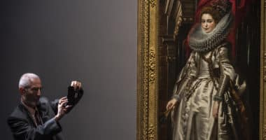 Large-scale Rubens, Van Dyck exhibition to open in Budapest