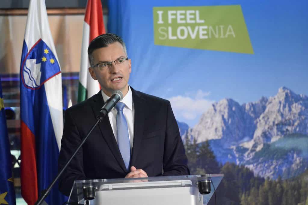 Prime Minister Šarec