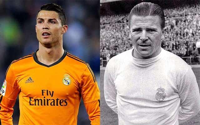 Puskás és Ronaldo