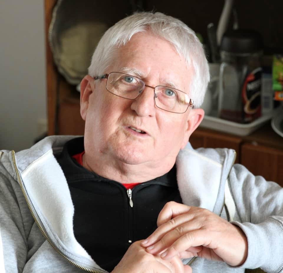 Richárd Korzenszky - catholic priest