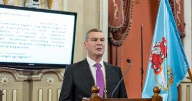 Szeged mayor Botka