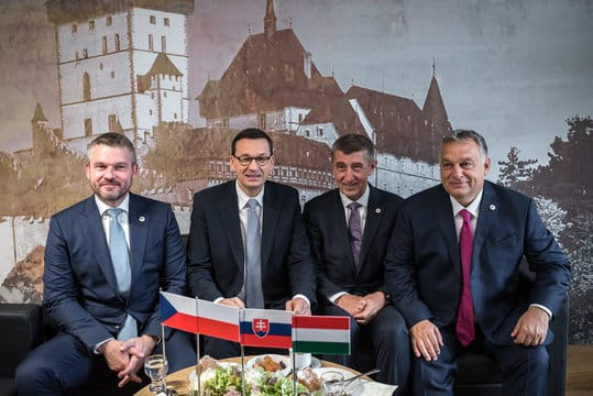 Orbán: V4 partners ready to renew help to protect Hungarian border