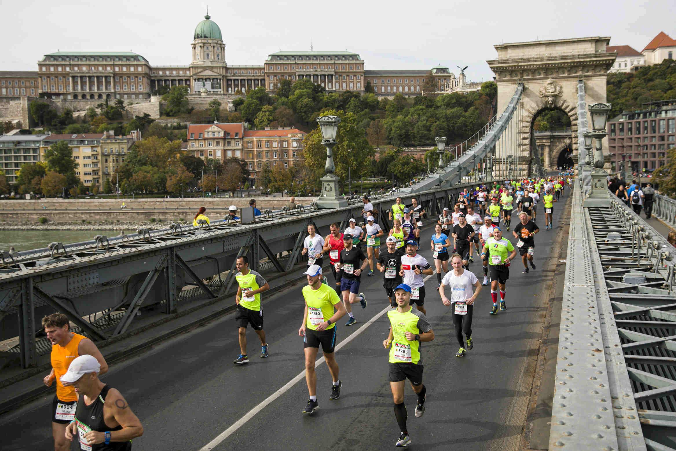 What does it take to run a marathon