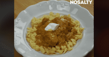 chicken paprikash nosalty