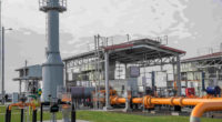 compressor station Hungary