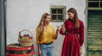 girls, wine, Hungary, discover