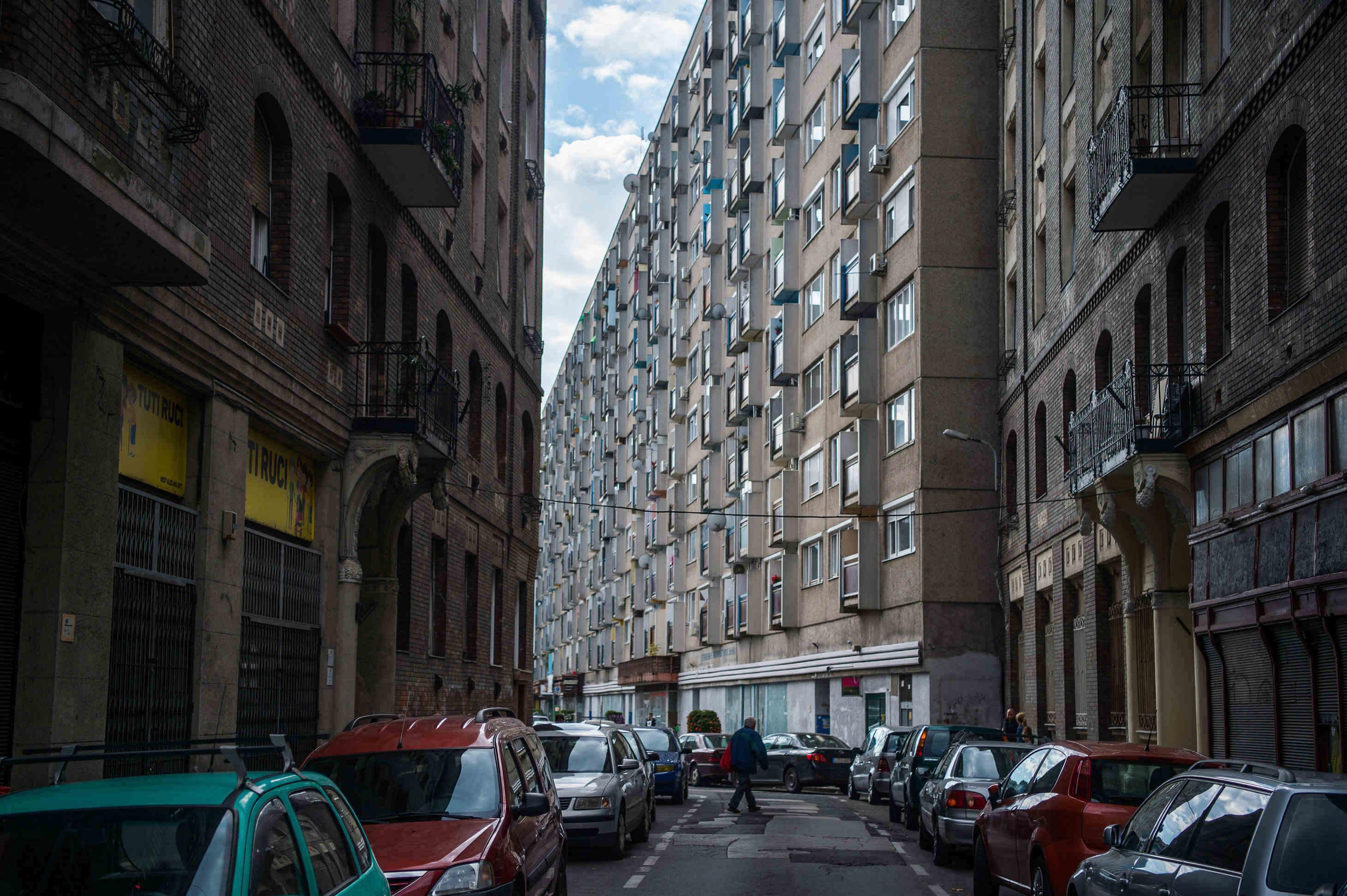 Hungary Budapest real estate flat