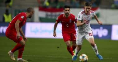 hungary vs azerbaijan football