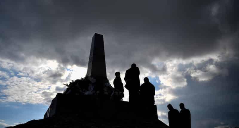 martyrs of arad commemoration
