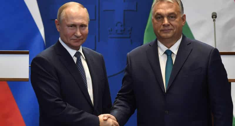 orbán putin