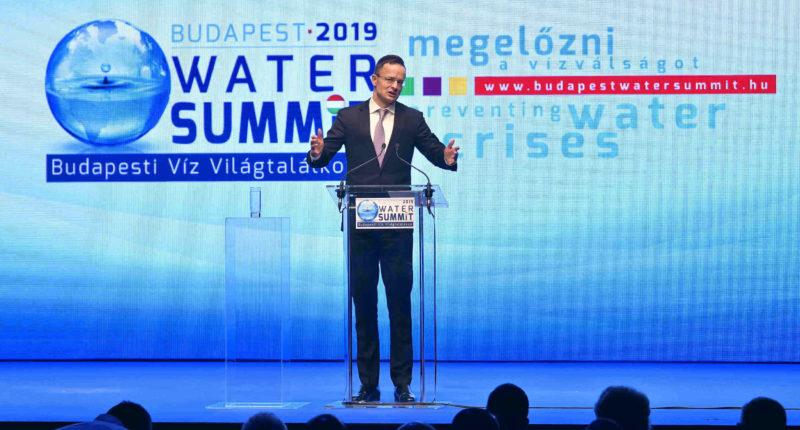 water summit closing