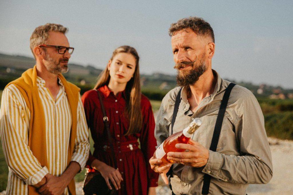 wine, man, Hungary, discover
