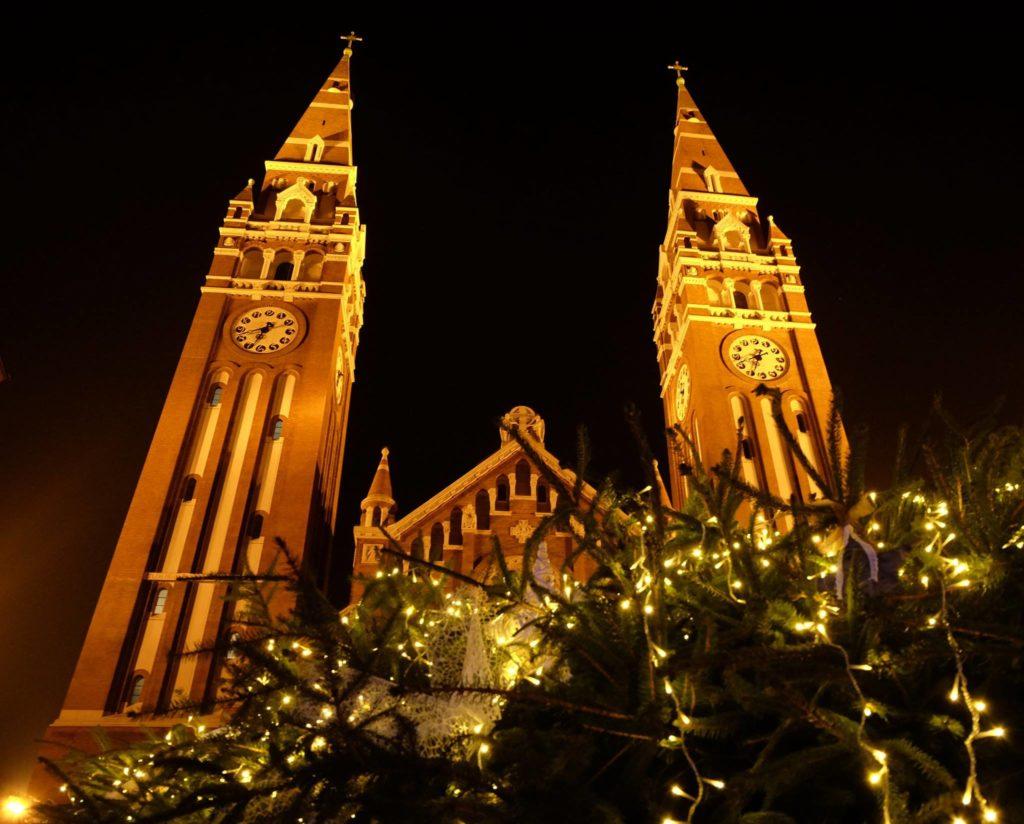 Szeged Advent Christmas