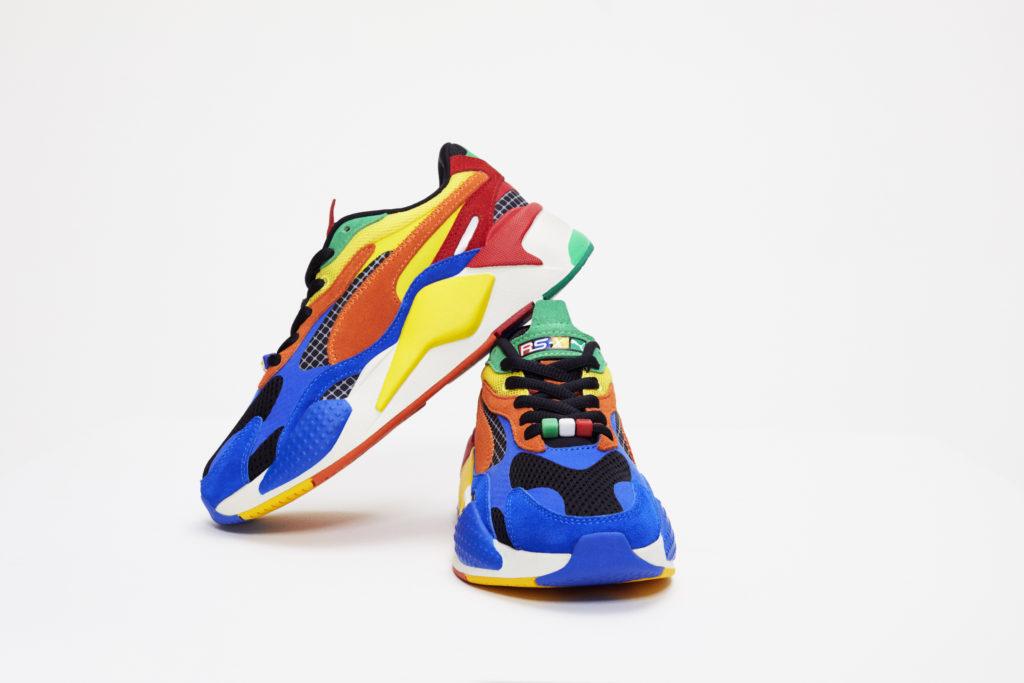 PUMA Rubik's shoes