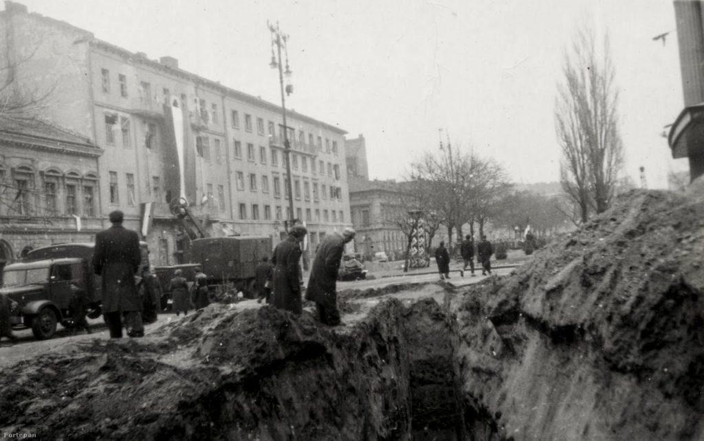 Hungary revolution 1956