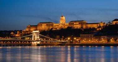 Budapest, Hungary, scenery