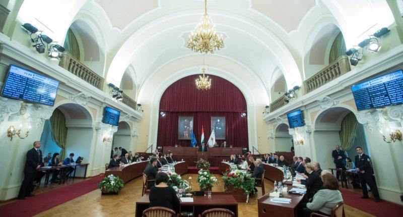 Budapest assembly