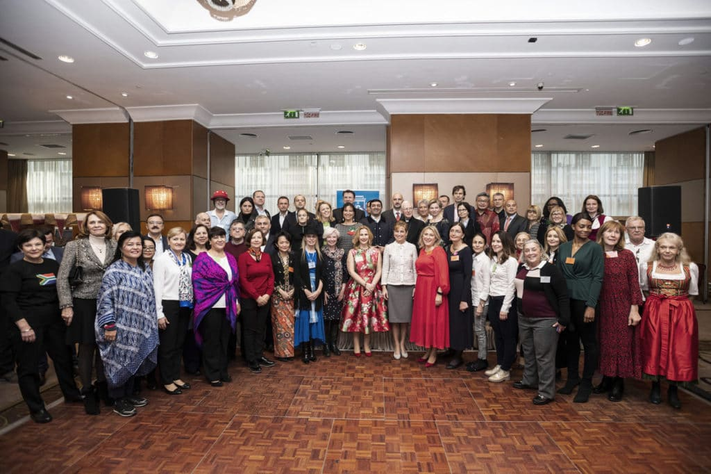 9th Diplomatic Fair 2019 organized by Diplomatic Spouses of Budapest