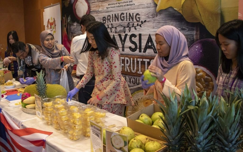 Malaysia - 9th Diplomatic Fair 2019 organized by Diplomatic Spouses of Budapest
