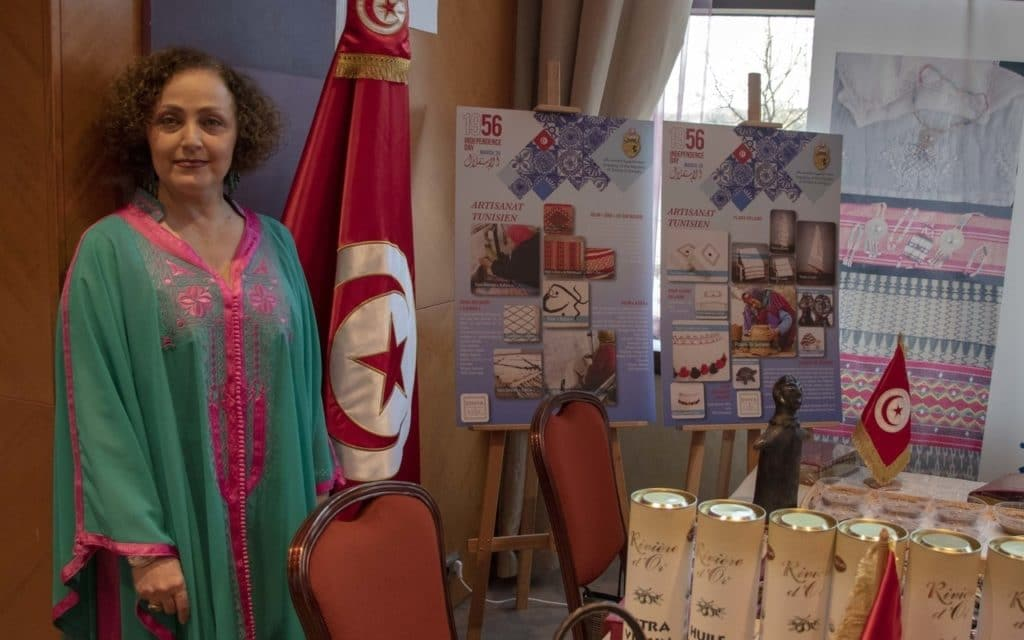 Tunisia - 9th Diplomatic Fair 2019 organized by Diplomatic Spouses of Budapest