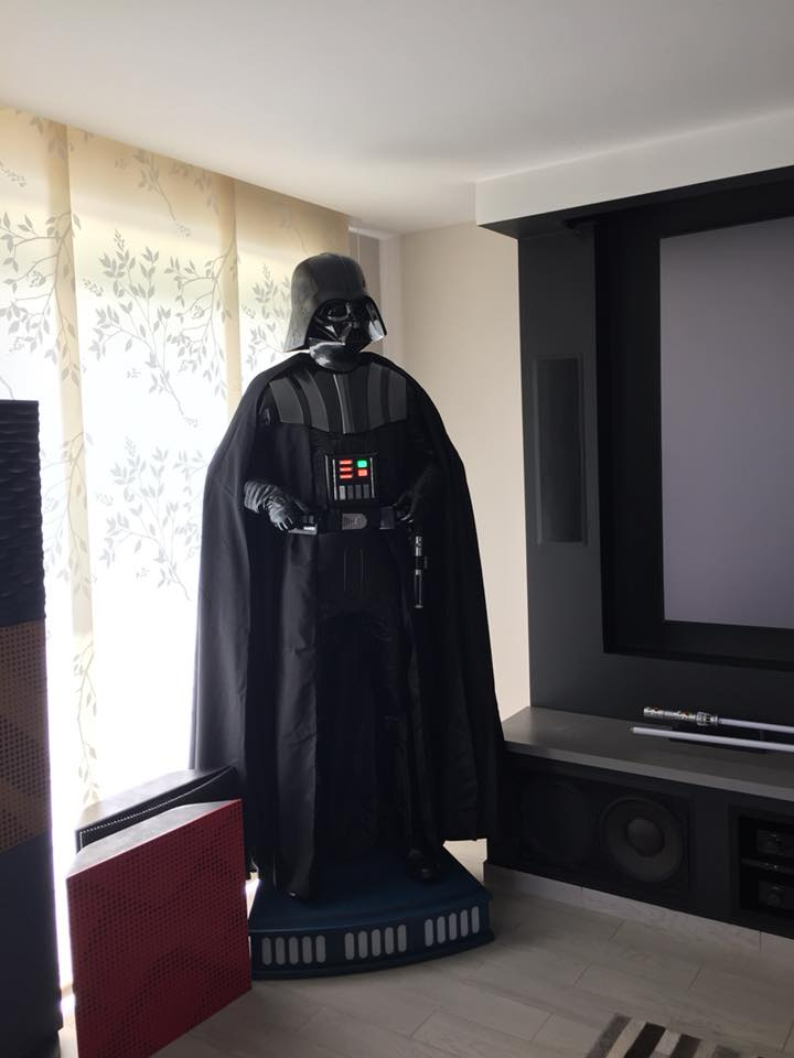 Darth Vader, Dreamcinema, Hungary