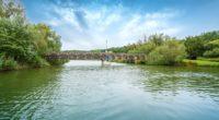 Deseda Lake, lake, Hungary, nature
