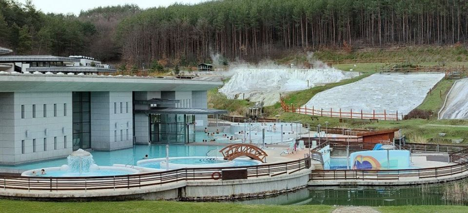 Egerszalók thermal spa