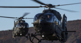 First two Airbus helicopters arrive in Hungary
