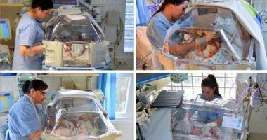 Four babies Debrecen