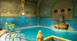 Gellért Thermal Bath, Budapest, Hungary