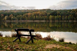 Hársas lake, Hungary, nature, lake