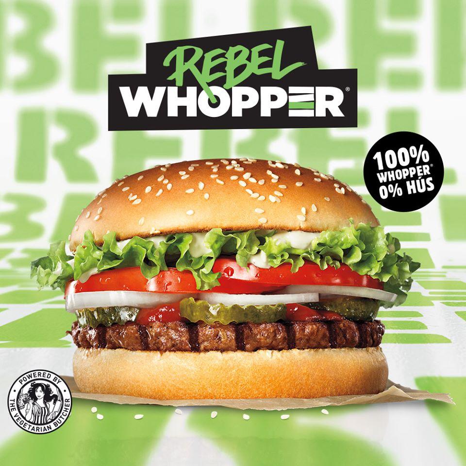 Hungary, Burger King