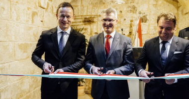 opens consular office in Malta