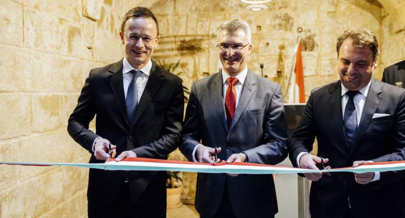 opens consular office in Malta